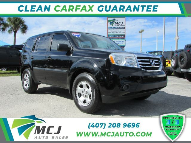 2015 Honda Pilot LX 2WD 5-Spd AT