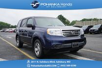 2015 Honda Pilot LX 4WD ** TOWING PACKAGE ** THREE ROW SEATING **