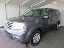 2015_Honda_Pilot_LX 4WD 5-Spd AT_ Dallas TX