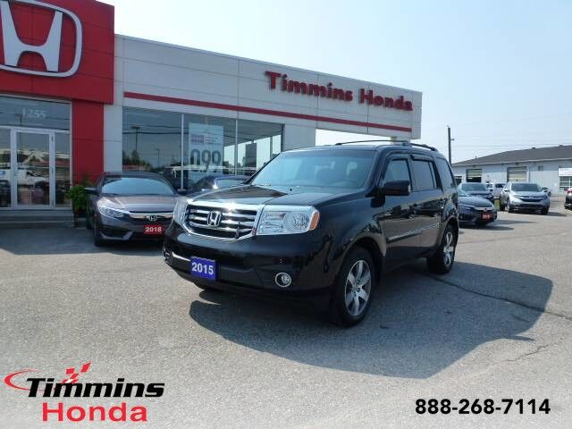 2015 Honda Pilot Touring Timmins ON