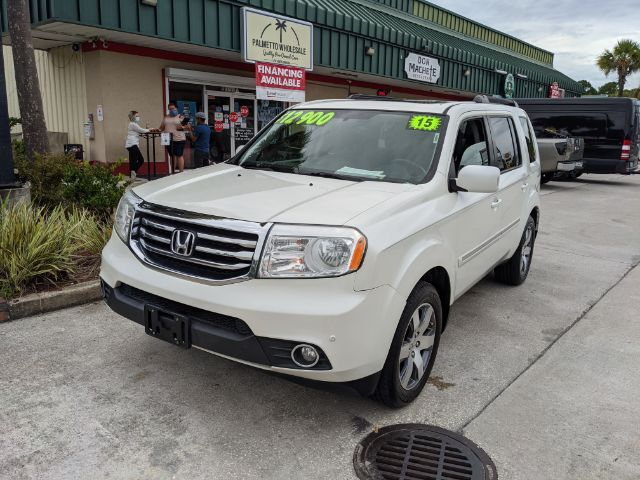 2015 Honda Pilot Touring 2WD 5-Spd AT with DVD Hardeeville SC