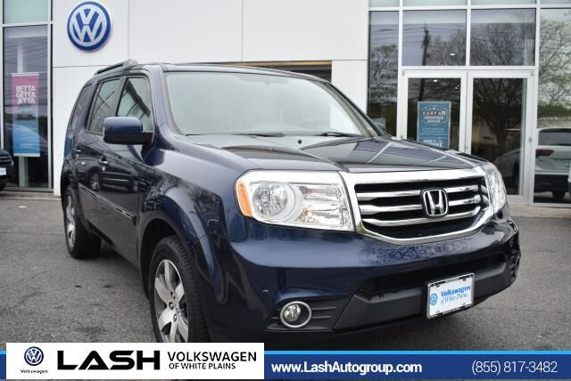 2015 Honda Pilot Touring White Plains NY