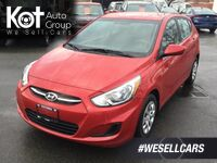 Hyundai Accent GL Auto Hatchback One Owner! Heated Front Seats 2015