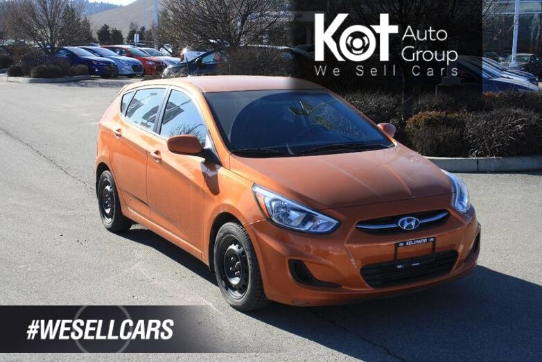 2015 Hyundai Accent GL One owner, No accident Kelowna BC