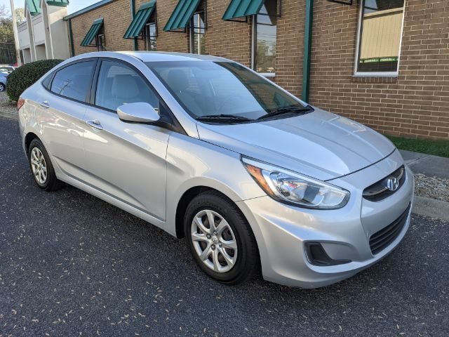 2015 Hyundai Accent GLS 4-Door 6A Knoxville TN