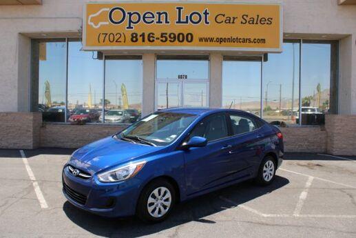 2015 Hyundai Accent GLS 4-Door 6A Las Vegas NV