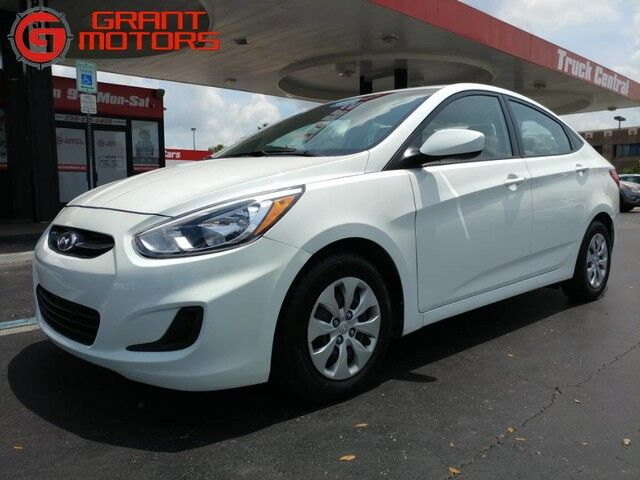 2015_Hyundai_Accent_GLS_ Fort Myers FL