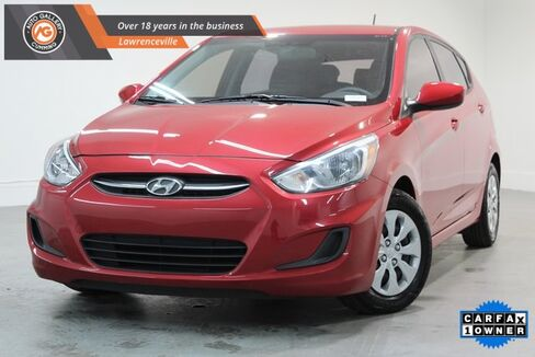 2015_Hyundai_Accent_GS_ Gainesville GA