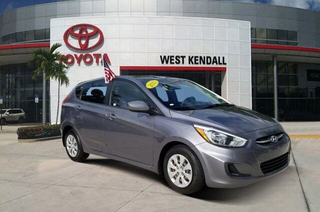 2015_Hyundai_Accent_GS_ Miami FL