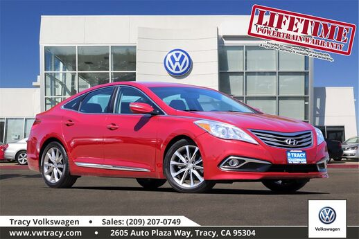 2015 Hyundai Azera Limited Tracy CA