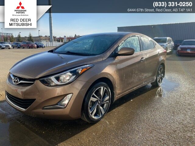 2015 Hyundai Elantra GLS Red Deer County AB