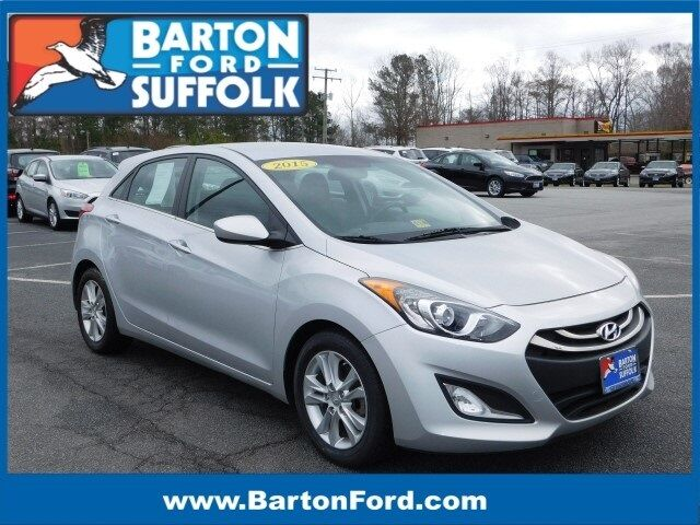 2015 Hyundai Elantra GT Base Suffolk VA