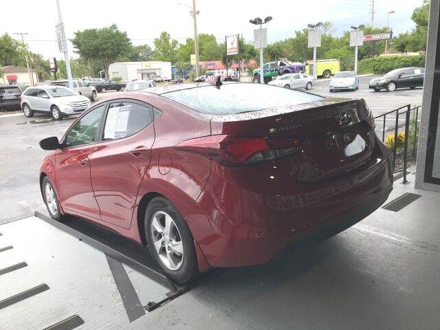 2015 Hyundai Elantra Limited Gainesville FL