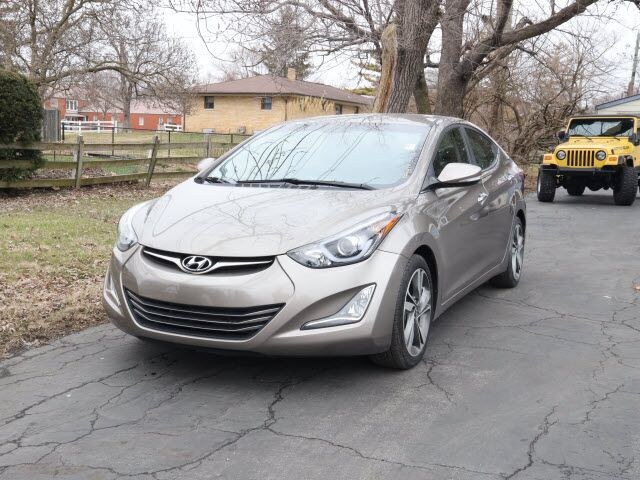2015 Hyundai Elantra Limited Indianapolis IN