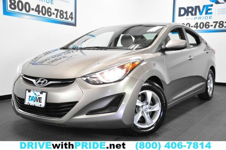 2015 Hyundai Elantra SE 34K FACTORY WARRANTY CRUISE PWR ACCESS KEYLESS ENTRY Houston TX