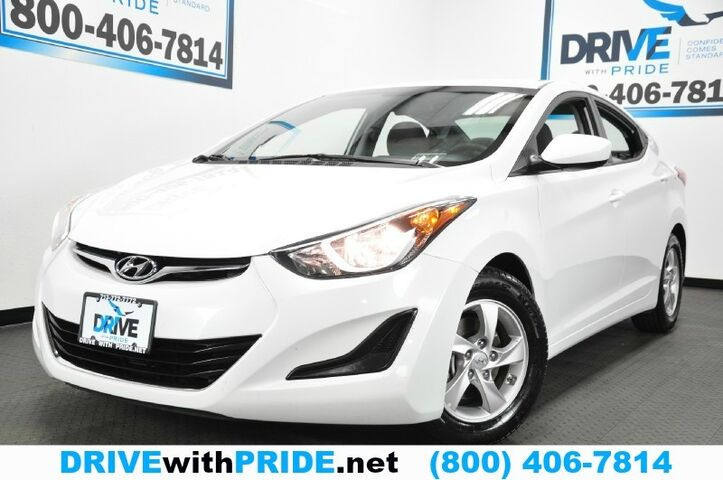2015 Hyundai Elantra SE 37K 1 OWN FACTORY WARRANTY PWR ACCESS KEYLESS ENTRY CRUISE Houston TX