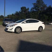 2015_Hyundai_Elantra_SE 6AT_ Hattiesburg MS