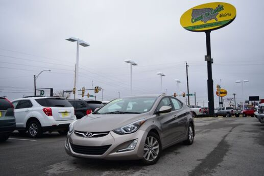 2015 Hyundai Elantra SE 6AT Houston TX