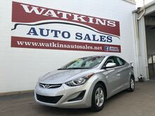 2015_Hyundai_Elantra_SE 6AT_ Jackson MS