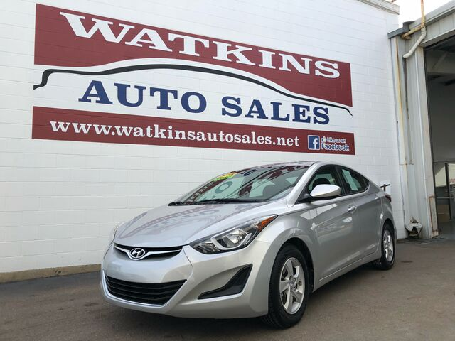 2015 Hyundai Elantra SE 6AT Jackson MS