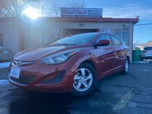 2015_Hyundai_Elantra_SE 6AT_ Reno NV