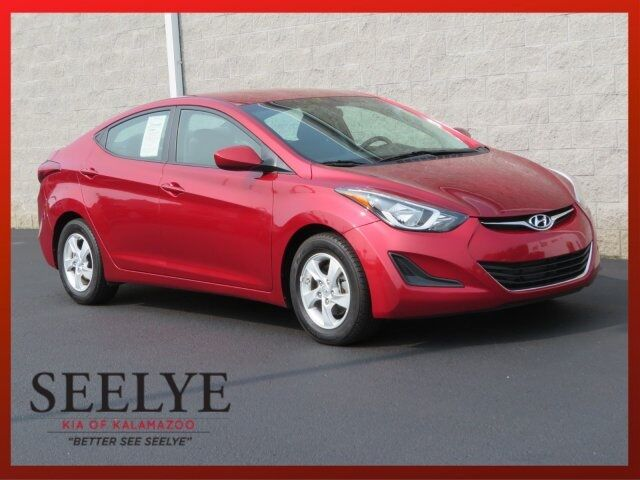 2015 Hyundai Elantra SE Battle Creek MI