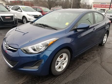 2015 Hyundai Elantra SE Fort Wayne Auburn and Kendallville IN