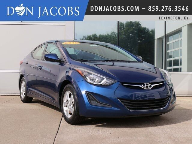 2015 Hyundai Elantra SE Lexington KY