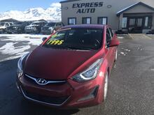 2015_Hyundai_Elantra_SE_ North Logan UT