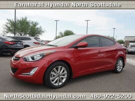 2015_Hyundai_Elantra_SE_ Phoenix AZ
