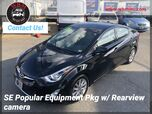 2015 Hyundai Elantra SE w/ Popular Equipment Pkg