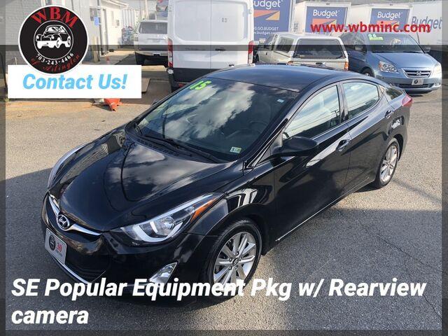 2015 Hyundai Elantra SE w/ Popular Equipment Pkg Arlington VA