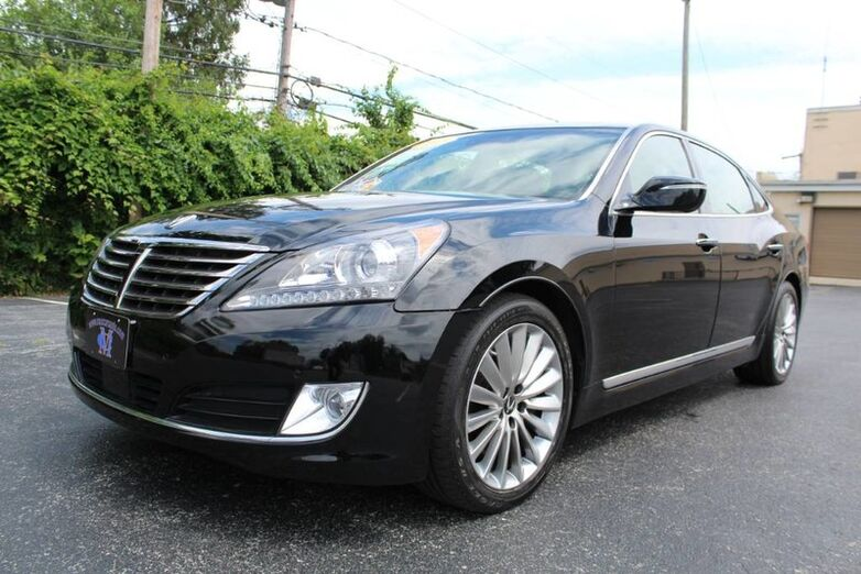 2015 Hyundai Equus Signature New Castle DE