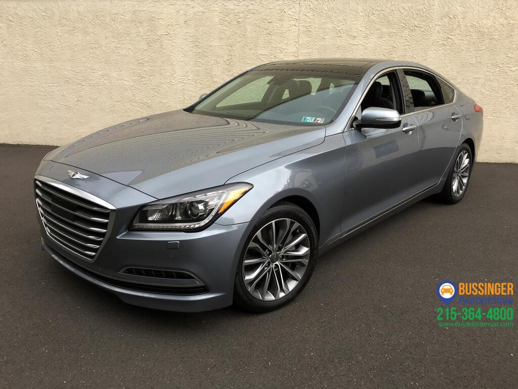 2015 Hyundai Genesis - All Wheel Drive w/ Navigation Feasterville PA