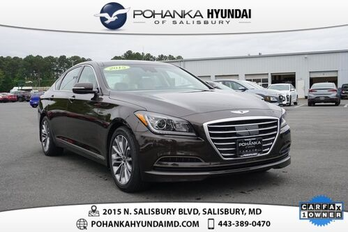 2015_Hyundai_Genesis_3.8 **ONE OWNER**CERTIFIED**_ Salisbury MD