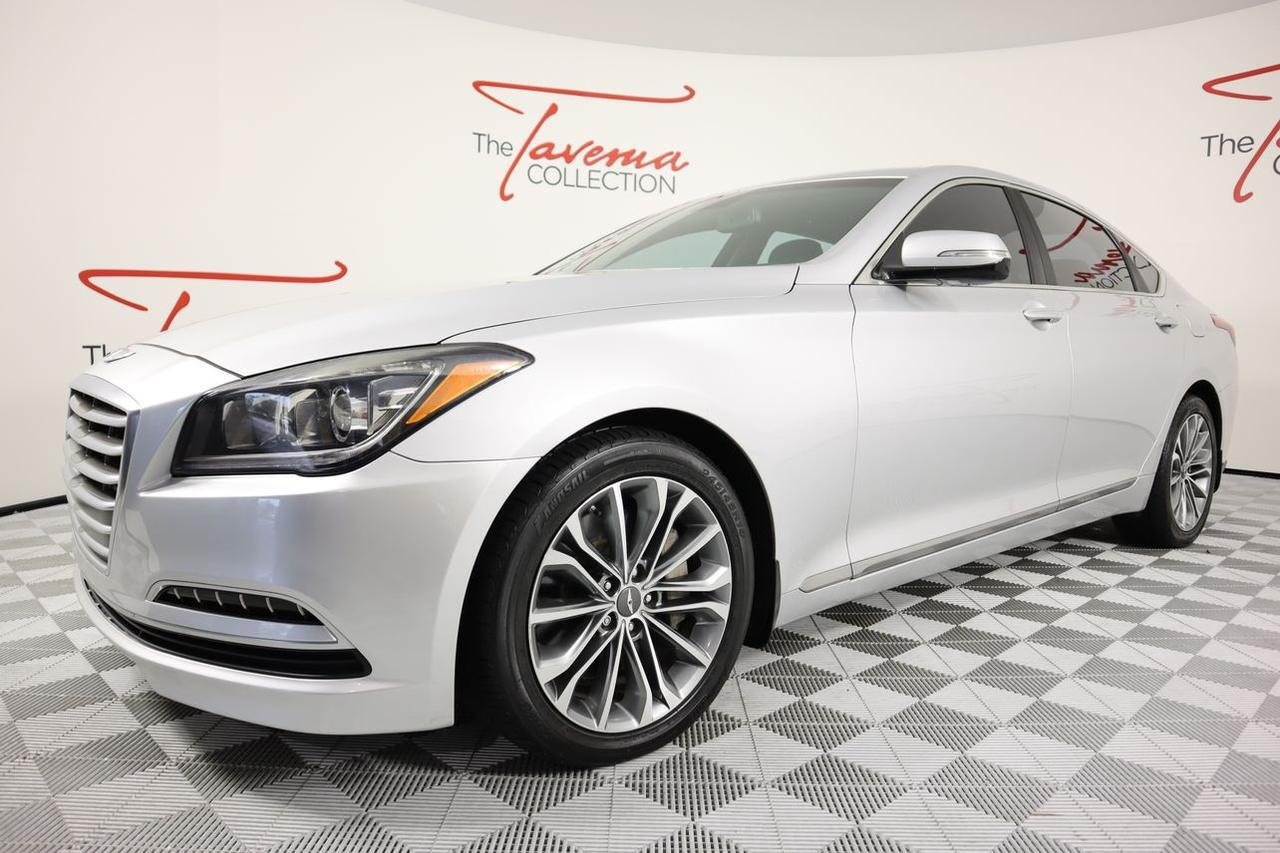 2015 Hyundai Genesis 3.8 Sedan 4D Hollywood FL