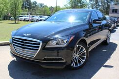 2015_Hyundai_Genesis_3.8L - w/ NAVIGATION & BLACK LEATHER SEATS_ Lilburn GA