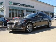 2015_Hyundai_Genesis_3.8L LEATHER SEATS, NAVIGATION SYSTEM, SATELLITE RADIO, PREMIUM STEREO, LANE DEPARTURE SYSTEM_ Plano TX