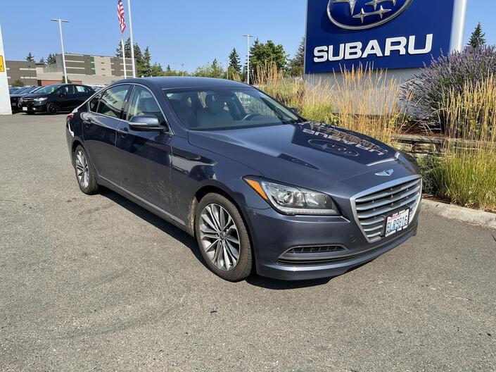 2015 Hyundai Genesis 3.8L Seattle WA
