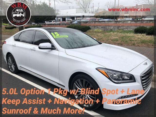 2015 Hyundai Genesis 5.0L Arlington VA