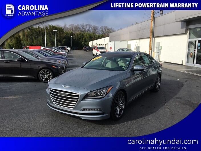 2015 Hyundai Genesis 5.0L High Point NC