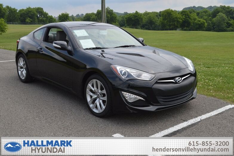 2015 Hyundai Genesis Coupe 3.8 Franklin TN