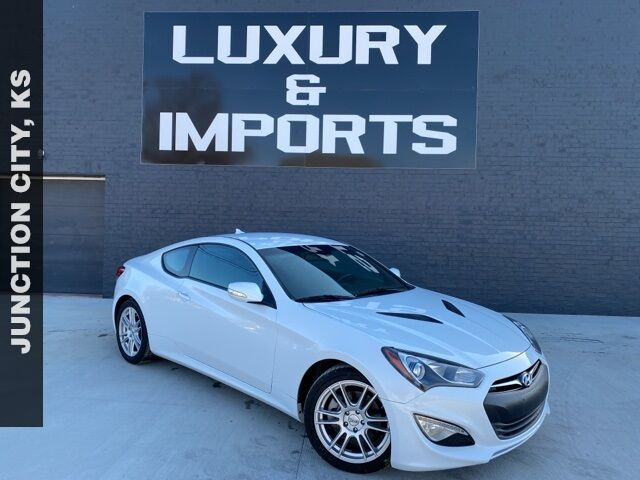 2015 Hyundai Genesis Coupe 3.8 Junction City KS
