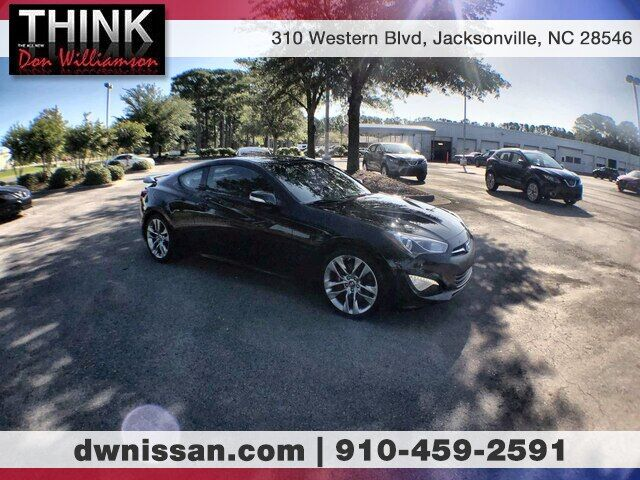 2015 Hyundai Genesis Coupe 3.8 Ultimate w/Black Seats Jacksonville NC