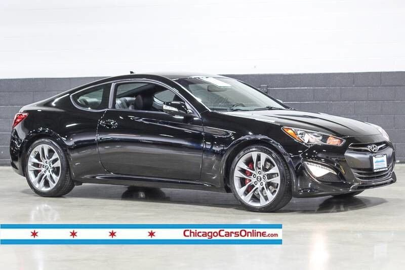 2015 Hyundai Genesis Coupe 3.8L R-Spec Manual
