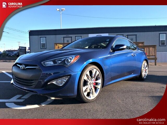 2015 Hyundai Genesis Coupe 3.8L Ultimate High Point NC