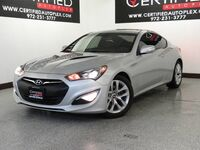 Hyundai Genesis Coupe 3.8L V6 KEYLESS GO PUSH BUTTON START BLUETOOTH PADDLE SHIFTERS R 2015