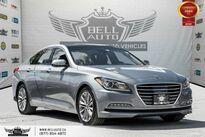 Hyundai Genesis Sedan Technology, NO ACCIDENT, AWD, NAVI, REAR CAM, LANE DEP 2015