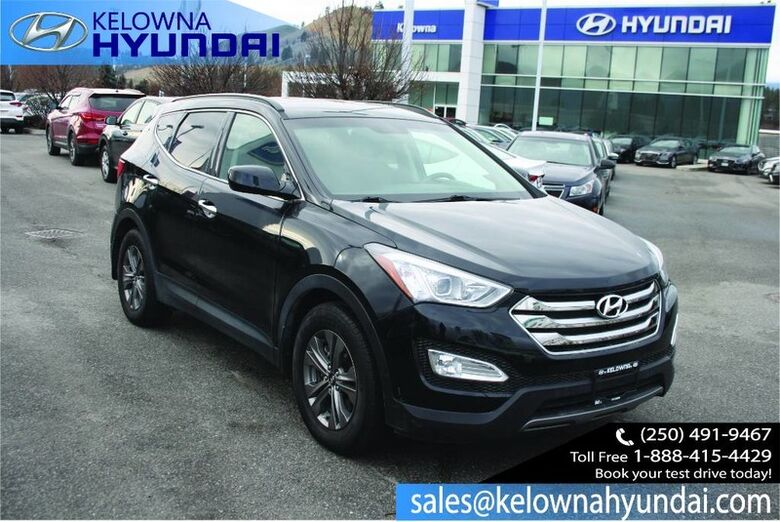 2015 Hyundai SANTA FE 2.4L FWD Low Kms/ No Accident Kelowna BC
