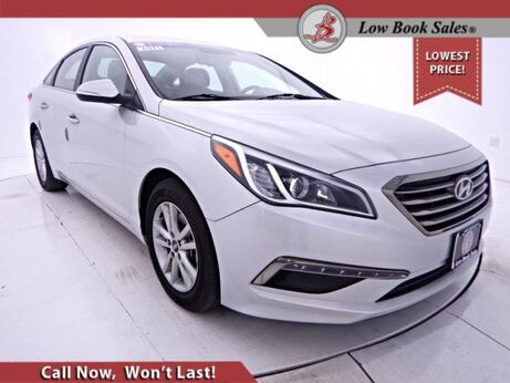 2015_Hyundai_SONATA_1.6T Eco_ Salt Lake City UT